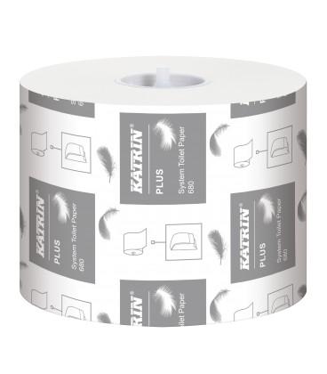 Tualetinis popierius KATRIN Plus System Toilet