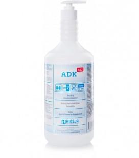 "Dezinfekuojanti priemonė rankoms ""ADK-612"" 1l"