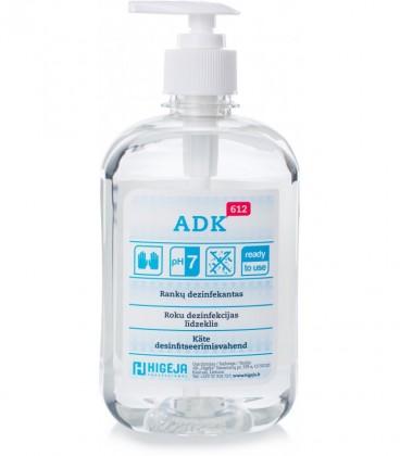 Rankų dezinfekantas ADK-612, 500 ml
