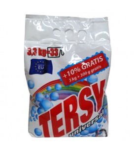 "Skalbimo milteliai ""Tersy "", 3kg"