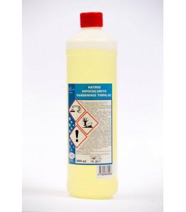 Natrio hipochlorito vandeninis tirpalas 1l