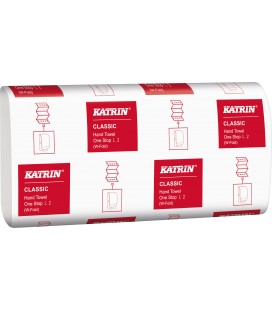 Popierinis rankšluostis Katrin Classic Hand Towel One stop L2 31900
