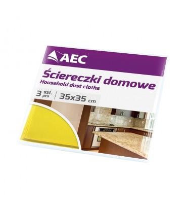 Universalios šluostės AEC 35x35