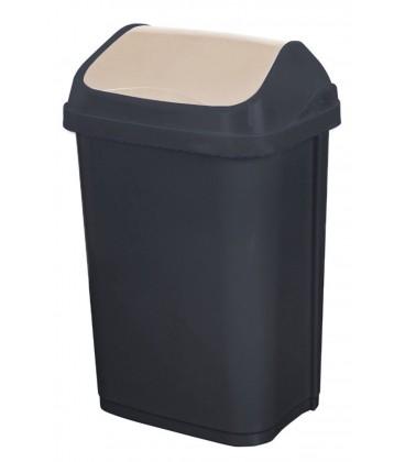Šiukšlių dėžė Keeeper, 50l