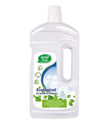 Ekologiškas visų paviršių valiklis ECOLOGICAL 1 l