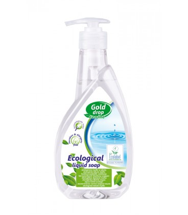 Ekologiškas skystas muilas ECOLOGICAL 400 ml