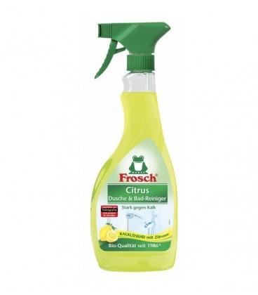 Vonios dušo valiklis Frosch Lemon 500ml