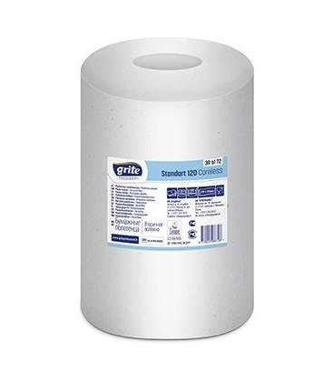 Popierinis rankšluostis Grite Standart 120 coreless