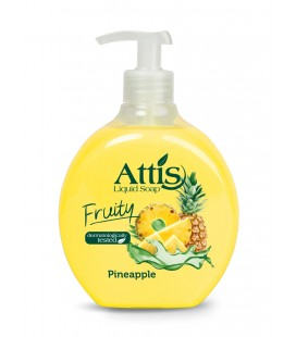 Skystas muilas Attis fruity 500ml Pineapple