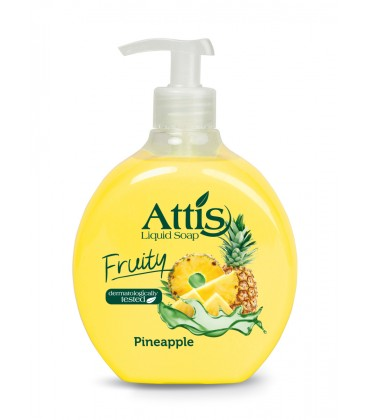 Skystas muilas Attis fruity 500ml