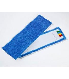 Mikrofibrinis Speedmop šluostas su kišenėmis 50 cm