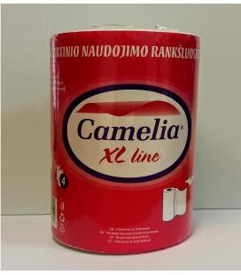 Daugkartinio naudojimo rankšluostis Camelia XL line