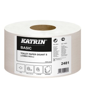 Tualetinis popierius KATRIN Basic Gigant S 2481K