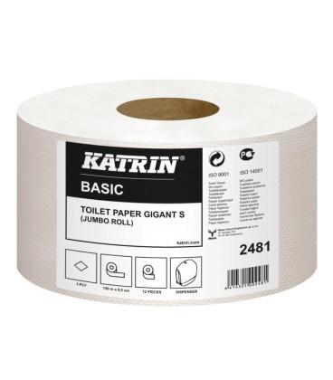 Tualetinis popierius KATRIN 2481