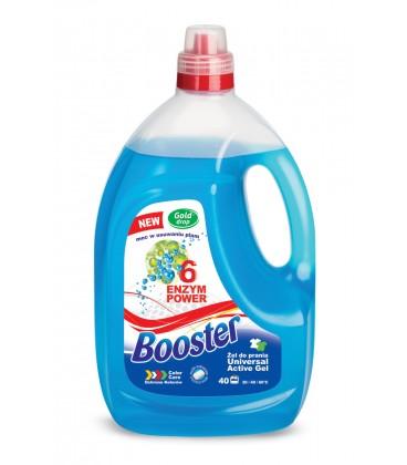 Skalbimo gelis Booster 3l