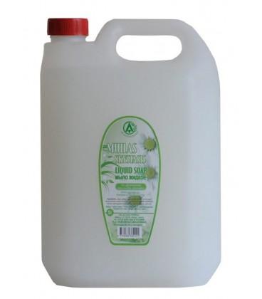 Skystas muilas su glicerinu ir raminėlių ekstraktu 5l