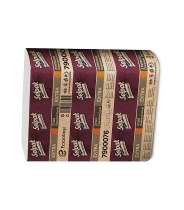 Popierinis rankšluostis Selpak Extra Z-Fold