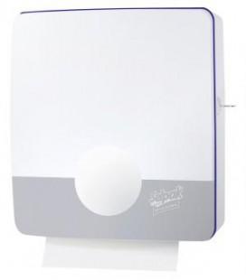 Popierinių rankšluosčių laikiklis Selpak Professional Touch Z-Fold