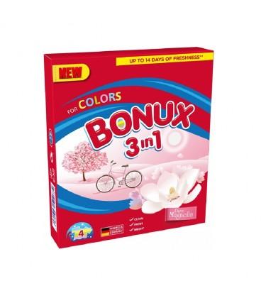 Skalbimo milteliai BONUX Pure Magnolia 300g