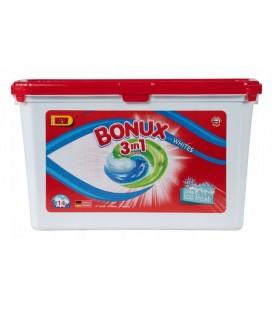 Skalbimo kapsulės Bonux Polar Ice Fresh 14vnt