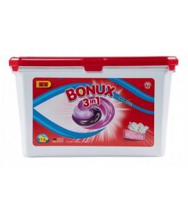 Skalbimo kapsulės Bonux Pure Magnolia 14 vnt