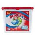 Skalbimo kapsulės Bonux Polar Ice Fresh 22vnt