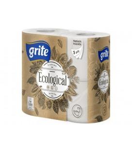 Tualetinis popierius Grite plius ecological 4
