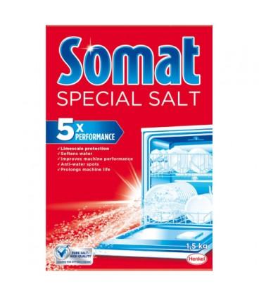 Indaplovių druska Somat 1,5kg