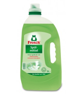 Ekologiškas indų ploviklis Frosch 5l
