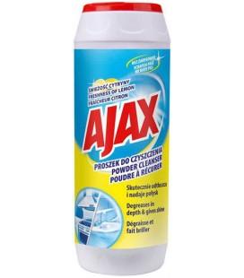 Šveitimo milteliai Ajax Lemon 450g