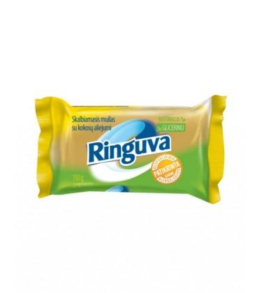 RINGUVA skalbiamasis muilas su kokosų aliejumi ir glicerinu (150 g)