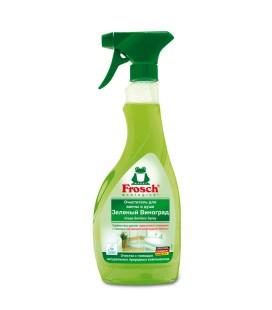 """Dušų bei vonių purškiamas valiklis """"FROSCH"""" 500ml"""
