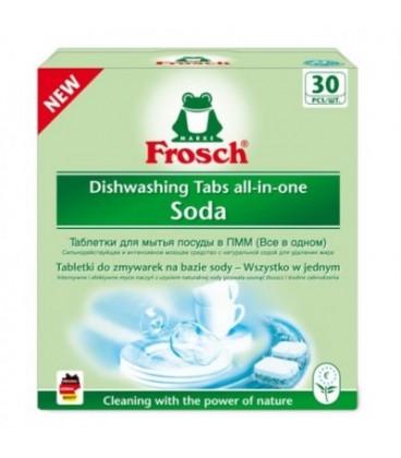 Tabletės indaplovėms Frosch, 600g