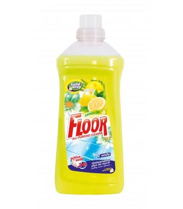 FLOOR universalus ploviklis su citrina ir soda 1l