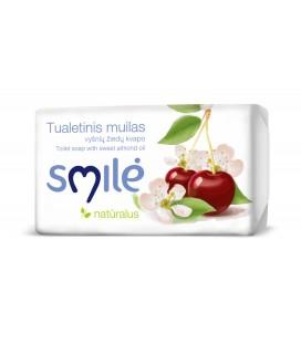 SMILĖ tualetinis muilas vyšnių žiedų kvapo (90 g)