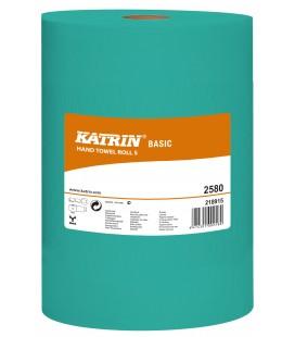 "Popierinis rankšluostis ""KATRIN BASIC Hand Towel Roll S Green"""