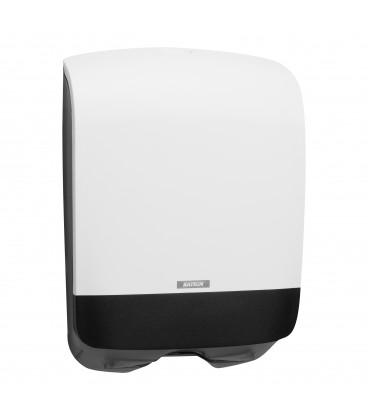 Katrin Inclusive Hand Towel Mini Dispenser - White