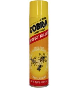 """Insekticidas """"Super Cobra"""" skraidantiem"""