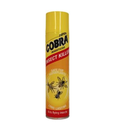 """Insekticidas """"Super Cobra"""""""