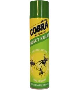 "Insekticidas ""Super Cobra"" ropojantiems"